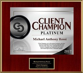 Client Champion Award